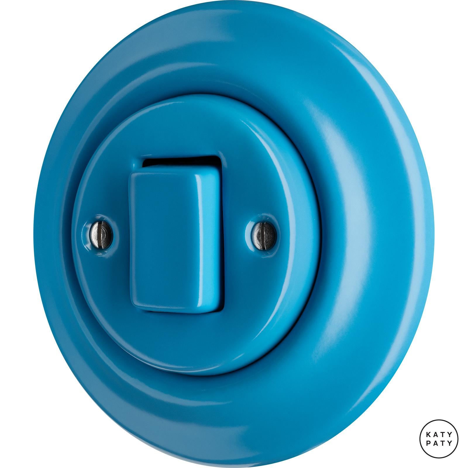 Porcelain switches - 1 key - FAT ()  - NITOR ARA | Katy Paty