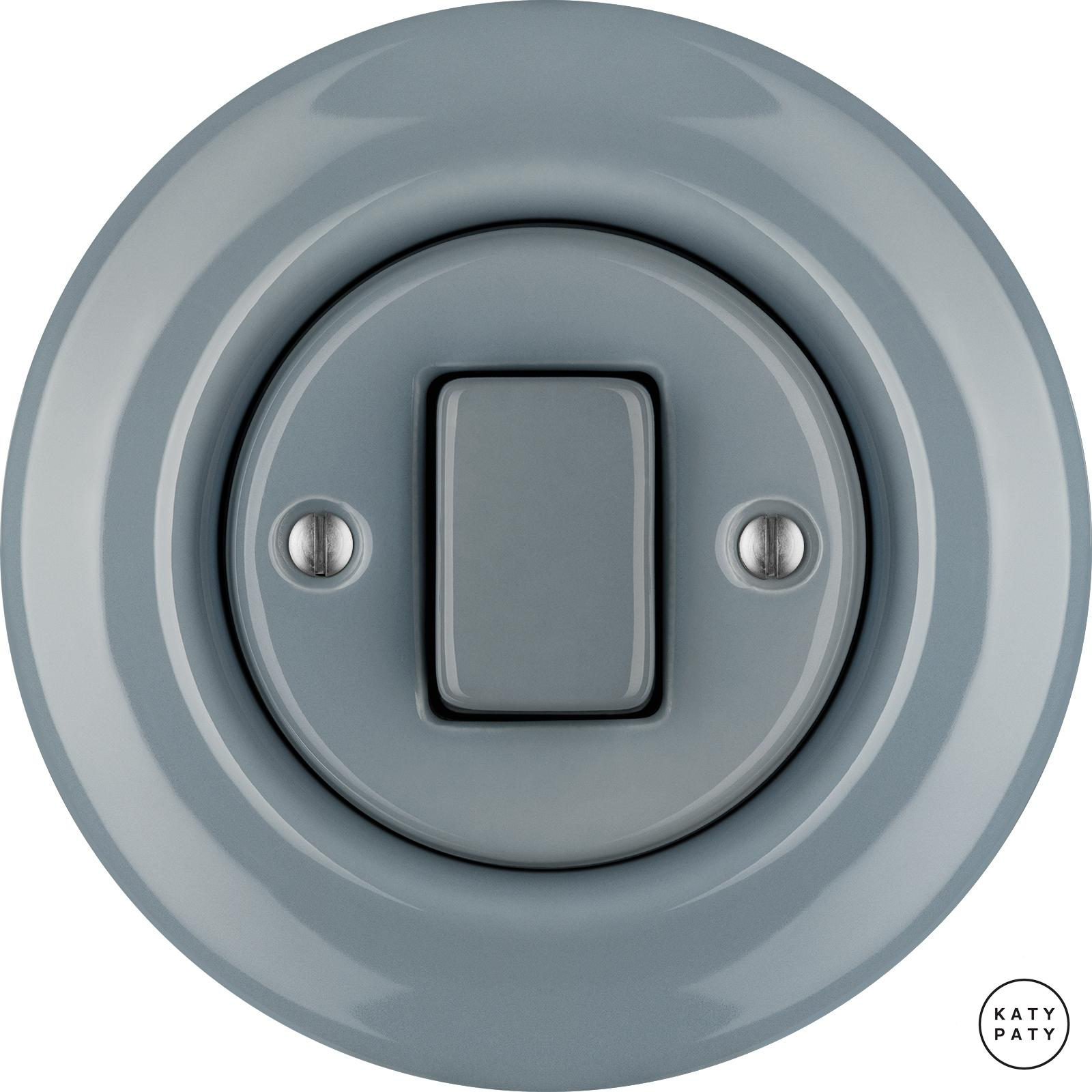 Porcelain switches - 1 key - FAT ()  - LIVOR | Katy Paty