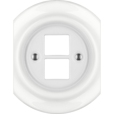 Porcelain sockets PC - multiple X ()  - ALBA | Katy Paty