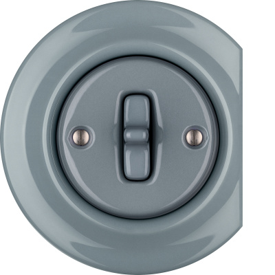 Porcelain Toggle switches - 1 gang - multiple X ()  - LIVOR | Katy Paty