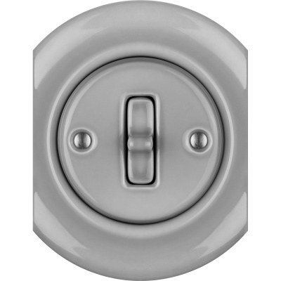 Porcelain Toggle switches - 1 gang - multiple X ()  - CANA | Katy Paty