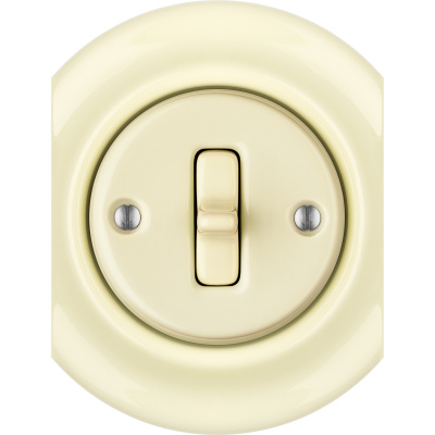 Porcelain Toggle switches - 1 gang - multiple X ()  - PNOE FLAVA | Katy Paty