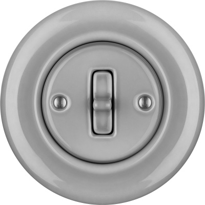 Porcelain Toggle switches - 1 gang ()  - CANA | Katy Paty