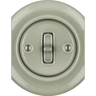 Porcelain Toggle switches - 1 gang - multiple X ()  - CHLORA | Katy Paty